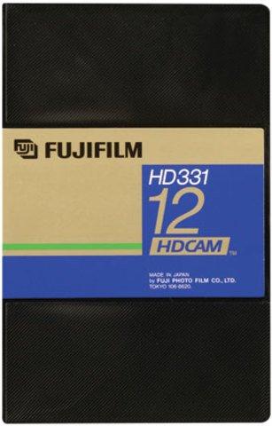 Fujifilm HDCAM 12 Minutes HD331-12S