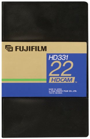 Fujifilm HDCAM 22 Minutes HD331-22S