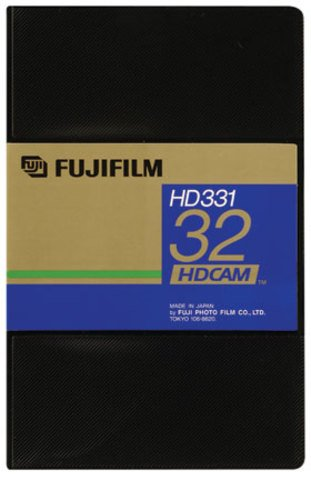 Fujifilm HDCAM 32 Minutes HD331-32S