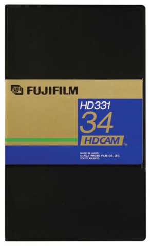 Fujifilm HDCAM 34 Minutes HD331-34L