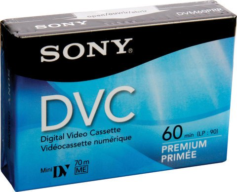 Sony DVM60PRR