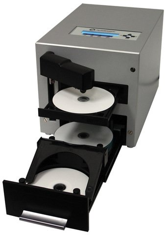 Quick Disc Loader CD/DVD 25 Discs