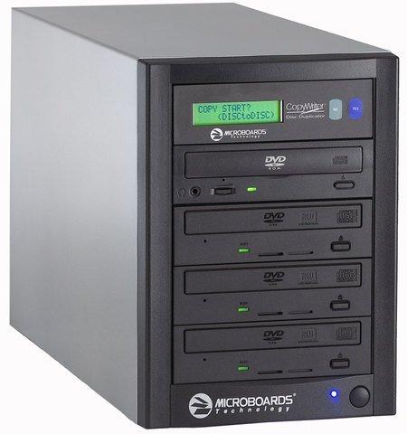Microboards CopyWriter Pro CD/DVD Duplicator PRM PRO-316