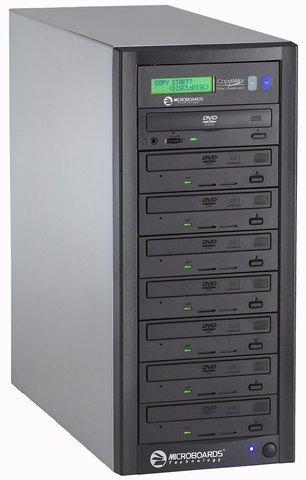 Microboards CopyWriter Pro CD/DVD Duplicator PRM PRO-716
