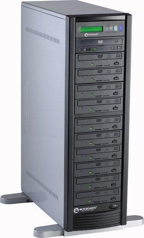 Microboards CopyWriter Pro CD/DVD Duplicator PRM-PRO-1016