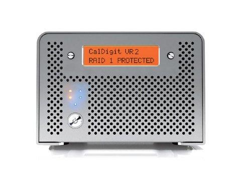 CalDigit VR2 4TB RAID System - 820504