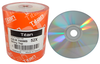 Titan CD-R Shiny Silver Thermal Printable - 100 Discs