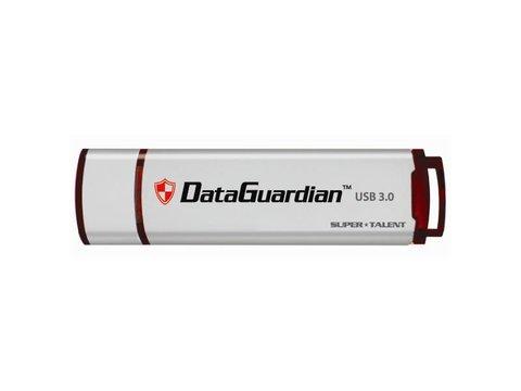 SuperTalent USB 3.0 DataGuardian - 8GB