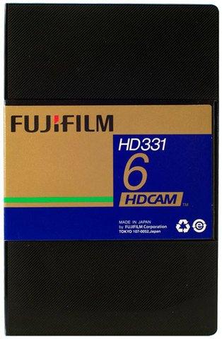 Fujifilm HDCAM 6 Minutes HD331-6S