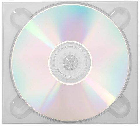 Evergreen CD Digi Tray - Clear