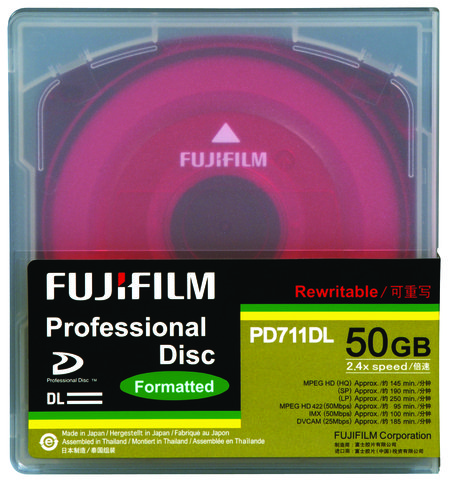 Fujifilm PD711 - 50GB