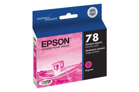 Epson 78 Magenta Ink Cartridge