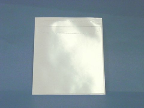 Bethel Plastics Adhesive-Back Poly Single Disc Sleeve