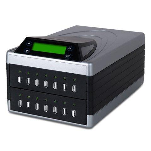 ILY Enterprises Copypal USB Flash Drive Duplicator - 13 Targets CopypalUSB13T
