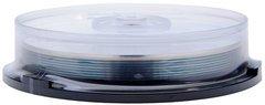 Microboards 6x BD-R DL Dual Layer White Inkjet Hub Printable - 10 Discs