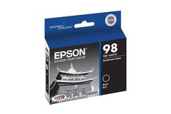 Epson 98 Black Ink Cartridge - Artisan