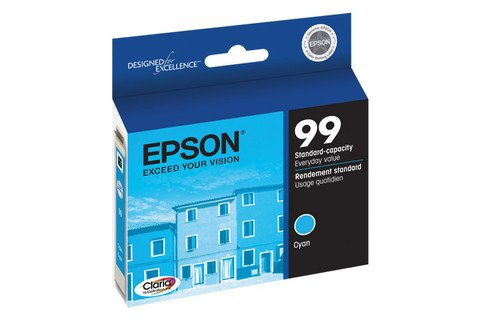 Epson 99 Cyan Ink Cartridge - Artisan