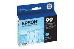 Epson 99 Light Cyan Ink Cartridge - Artisan