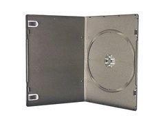 Evergreen 7mm Single DVD Case - Black