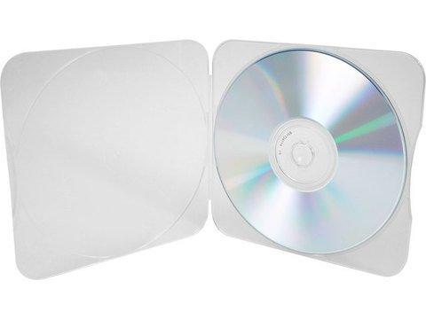 Evergreen Trim Pack Clear CD/DVD Case