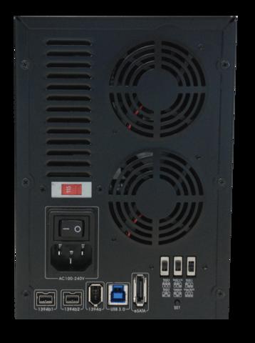Avastor XD5 Professional Desktop RAID - 12TB