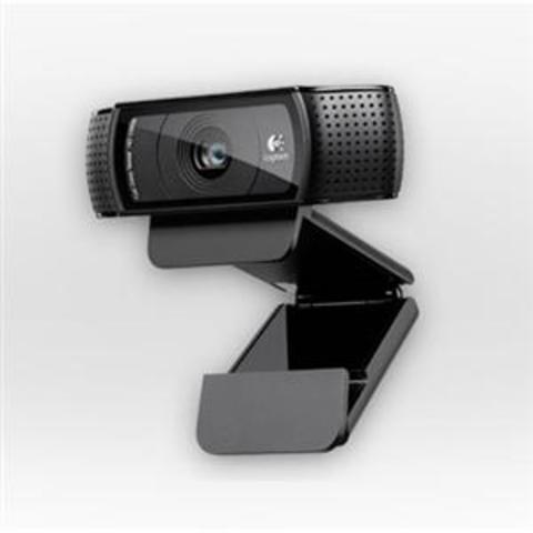 Logitech HDPro Webcam C920