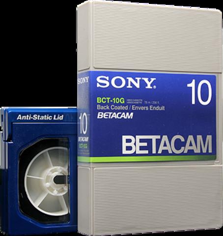 Sony Betacam BCT-10G