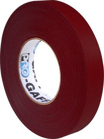 Pro-Tapes Pro-Gaffer 1 Inch Burgundy