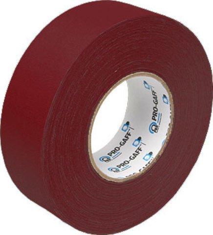 Pro-Tapes Pro-Gaffer 2 Inch Burgundy