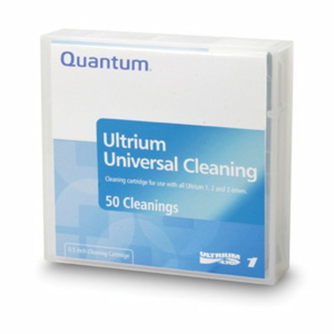 Quantum Ultrium LTO Universal Cleaning Cartridge