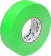 Pro-Tapes Pro-Gaffer 2 Inch Fluorescent Green
