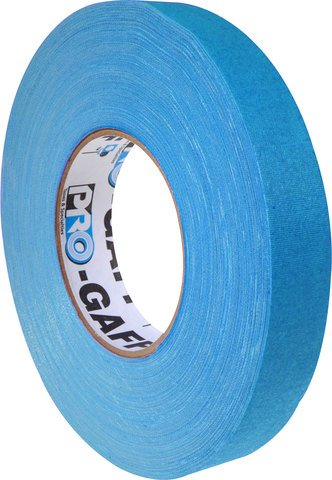 Pro-Tapes Pro-Gaffer 1 Inch Electric Blue