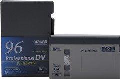 Maxell DV-96 Master