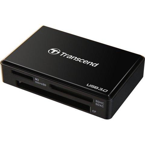 Transcend F8 USB 3.0 Multi Card Reader