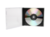 Evergreen 10.4mm CD/DVD Jewel Case - Black