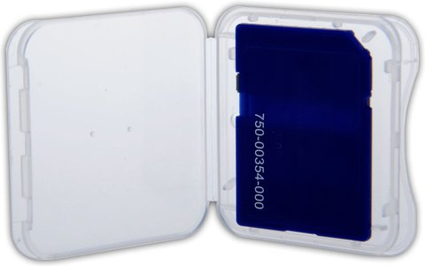 Generic Plastic SD Card Case