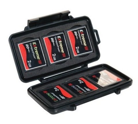 Compact Flash Memory Card Case - 0945