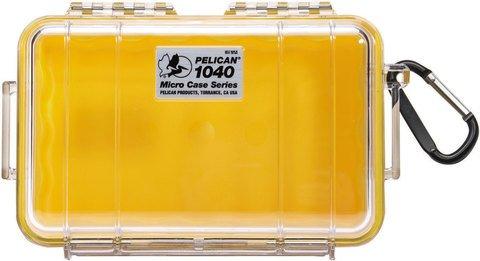 Pelican 1040 Micro Case - Yellow