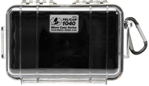 Pelican 1040 Micro Case - Black