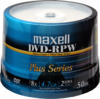Maxell 8x DVD-R White Inkjet Printable - 50 Discs