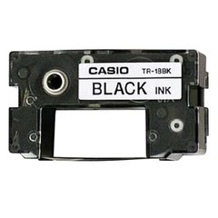 Casio CD Title Writers Thermal Black