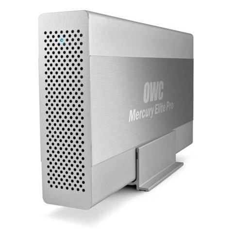 1 TB Mercury Elite Pro USB 3.0/FireWire 800/eSATA