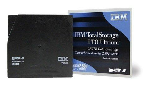 LTO Ultrium 6 Tape - 00V7590