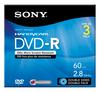 2.8 GB DVD-R Camcorder Mini DVD - 3 Discs