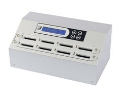 8-Port Intelligent 9 Series Compact Flash Duplicator - CF908S