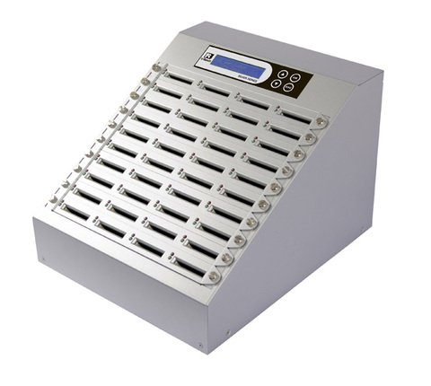 U-Reach 40-Port Intelligent 9 Series Compact Flash Duplicator - CF940S