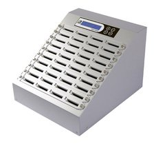 40-Port Intelligent 9 Series Compact Flash Duplicator - CF940S