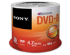 16x DVD-R Logo Branded - 50 Discs