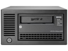 HP StoreEver LTO-6 Ultrium 6650 External Tape Drive
