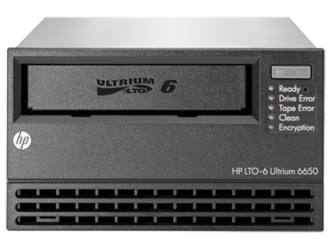 HP StoreEver LTO-6 Ultrium 6650 Internal Tape Drive